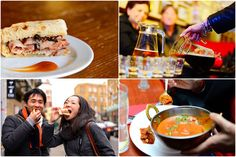 Our London Food Tours Don't leave London without exploring one of its most culturally rich, offbeat and flavorful neighbourhoods - The East End! Eating London Food Tours take you away from the crowds and introduce you to the East End's fascinating history, culture, street art and amazing (yes AMAZING) food! You haven't experienced London like this before.