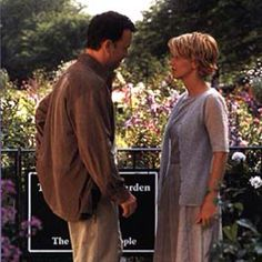 """You have got Mail with Tom Hanks and Meg Ryan ~ """"I so wanted it to be you"""""""