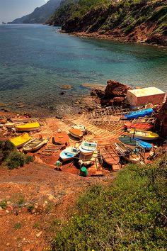 Banyalbufar, #Mallorca, Islas #Baleares Menorca, Ibiza, Palm Tree Island, Valence, Natural Park, Balearic Islands, Beautiful Islands, Where To Go, France