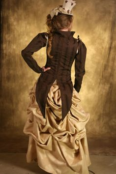 Steampunk Jacket (Top Only) | Store | Damsel in this Dress
