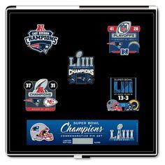 cc553a63c New England Patriots Collectibles Product Grid Page - NFLShop.com. New  England Patriots Super Bowl LIII Champions ...
