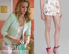 Jane the Virgin: Season 2 Episode 1 Petra's Floral Shorts