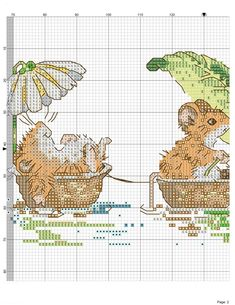 Cross Stitch Bookmarks, Cross Stitch Cards, Cross Stitch Animals, Cross Stitching, Cross Stitch Embroidery, Margaret Sherry, Hand Embroidery Patterns, Cross Stitch Patterns, Yarn Projects
