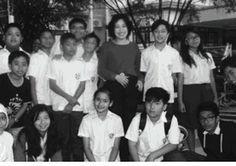 Rifa Ariani Mimpikan Anak Indonesia Luar Biasa