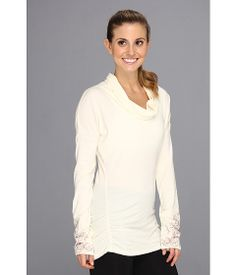 New Balance Coverup Tunic in Papyrus
