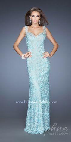 La Femme 20121 Dress