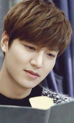 Lee Min Ho simplemente hermoso