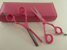 "5.5""Professional Hair Cutting & Thinning Scissors Barber Shears Hairdressing Set #ScissorsPlus"
