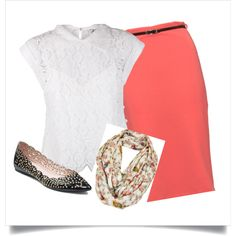 Sister Missionary Sunday Outfit by jackie-c-broomfield on Polyvore