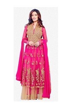 Designer Wear Anarkali Suit Riya Sen Suit