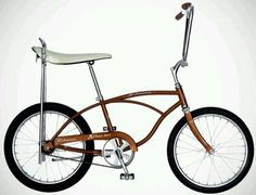 1965 Schwinn Sting Ray. I want this for my kids one day!