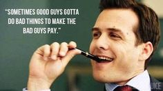 harvey specter quotes - Google Search More