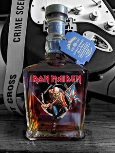 Smoked Whiskey, Bourbon Whiskey, Scotch Whisky, Malta, Iron Maiden, Jack Daniels, Hard Rock, Rum, Vodka