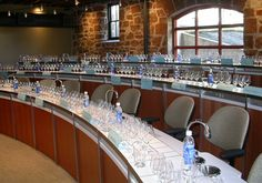 Consider taking one of the fantastic wine appreciation classes at the Rudd Center for Wine Studies at the CIA Greystone in St. Helena.