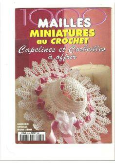 1000 Mailles Nomero special hors-serie filet crochet hats. Обсуждение на LiveInternet - Российский Сервис Онлайн-Дневников