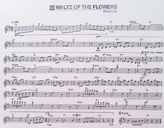 Waltz of the Flowers by Tchaivosky