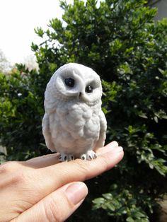 3d Owl Soaps or Molds 3d Mold of Bird Owl 3d by PrettyShopbyNatali