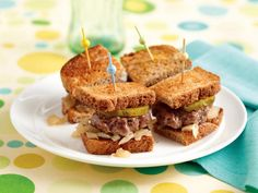 Queen-of-the-Castle Sliders from CookingChannelTV.com