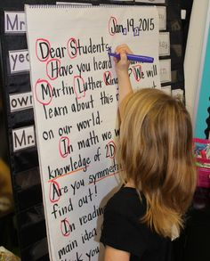Another pinner: Tunstall's Teaching Tidbits: Morning Meeting. So many wonderful ideas that I can't wait to put into action! Morning Meeting Kindergarten, Morning Meeting Activities, Morning Meeting First Grade, Morning Meeting Board, First Grade Classroom, Kindergarten Classroom, Classroom Ideas, Future Classroom, Classroom Organization