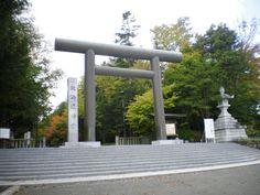 北海道神宮は札幌市、北海道にあります