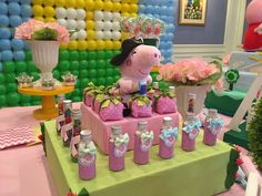 Peppa Pig Birthday Party Ideas | Photo 2 of 19 | Catch My Party