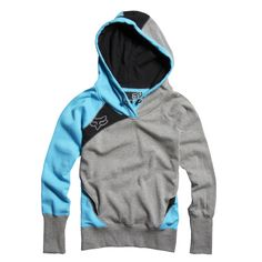 Fox Racing Women's Exhaust Pullover Hoody