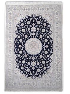 Tapis persans - Nain 9la  Dimensions:299x203cm