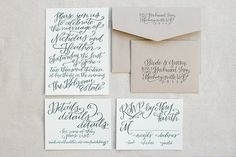 Oh So Beautiful Paper: Calligraphy Inspiration: Hardink Calligraphy | THIS IS THE KIND OF STUFF I WANT TO BE PRINTING. *hint*
