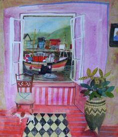 Low Tide by Jenny Wheatley