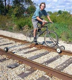 18 Best Rail Bikes images in 2015 | Rail car, Bicycles