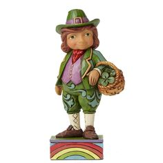 Mini Leprechaun at Fitzula's Gift Shop: Gifts and Collectibles
