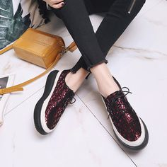 #chiko #chikoshoes #shoes #fashion #fashionable #style #lookbook #spring #summer #2018 #new #best #streetstyle #chic #trend #streetfashion #flatforms #oxfordshoes #oxford #r #red #metallic #edgy #tough #grungy