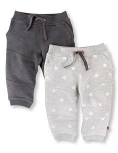 Lol cute baby sweat pants!