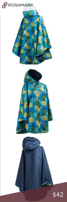 Breathable by Opening Flaps Under Arms Reusable Rain Ponchos: Universal FIT /& Extremely Durable Comes in Compact Storage Bag Use as Ground Mat or Tarp Draw-String Hood and Zipper Collar