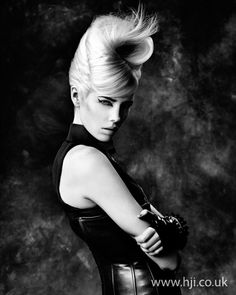 Photo of 2012 blonde updo hairstyle