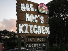Mrs. Mac's Kitchens, Key Largo - Restaurant Reviews - TripAdvisor