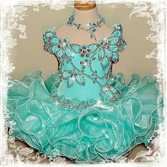 Glitz Pageant Dresses, Toddler Pageant, Baby Dress Design, Pageants, My Girl, Designer Dresses, Queen, Costumes, Formal Dresses