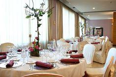 Banquete de boda en Elba Almería Hotel.