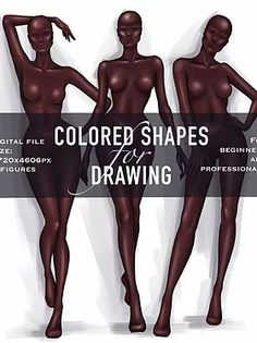 Fashion Design Jobs, Fashion Design Sketches, Mon Combat, Fashion Illustration Template, Anatomy Sculpture, Body Template, African Lace Styles, Body Sketches, Figure Poses