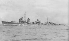 Imperial Japanese Navy destroyer Asashio, the second Japanese warship to bear that name July 1937 by tormentor4555, via Flickr