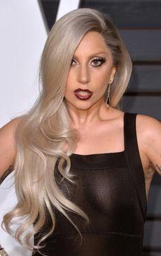 Lady Gaga at the Academy Awards, 2015