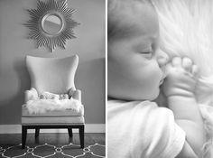 Adorable baby photos.