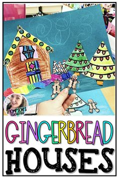 This design your own gingerbread house pack includes all the pieces to make your own extra large gingerbread house (the only thing you have to grab are the big brown grocery bags from your local grocery store-  also included a making words activity, gingerbread mazes, and a gingerbread house count activity. All of these can be used in isolation or as early finisher activities for the kiddos building their houses.
