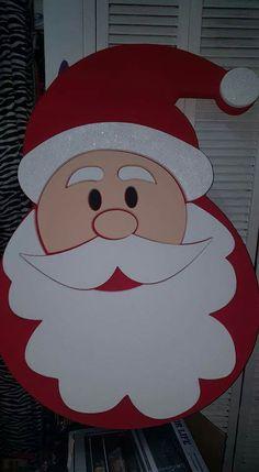 Com – práca s deťmi… – Weihnachten Christmas Card Crafts, Christmas Door Decorations, Christmas Templates, Christmas Signs, Christmas Art, Christmas Ornaments, Theme Noel, Art For Kids, Paper Crafts