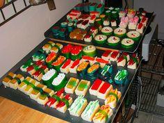Dessert Sushi by oskay, via Flickr