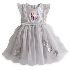 Disney- Sparkly and Shimmery, Frozen Party Dress / Costume For Kids / Girls - Embroidered and Appliqué of Anna and Elsa (7-8 years) Disney http://www.amazon.co.uk/dp/B00OI0YXR4/ref=cm_sw_r_pi_dp_LA2bvb0TVJXWZ