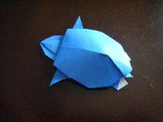 ふっくらかわいい!立体的なカメの折り方   nanapi [ナナピ]