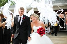 Nice - red, white, & black wedding  //  aly carroll photography | CHECK OUT MORE GREAT RED WEDDING IDEAS AT WEDDINGPINS.NET | #weddings #wedding #red #redwedding #thecolorred #events #forweddings #ilovered #purple #fire #bright #hot #love #romance #valentines