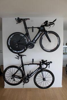 I Am Tri - Helping All Triathletes Stay Informed Speed Bike, Bike Run, Mtb Bike, Cycling Bikes, Bike Storage Apartment, Indoor Bike Rack, E Mtb, Push Bikes, Bike Frame