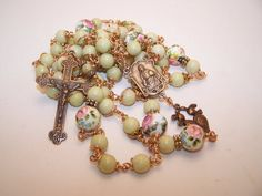 Unbreakable Rosary of The Sacred Heart Of Jesus/Our by robertd5198, $269.00